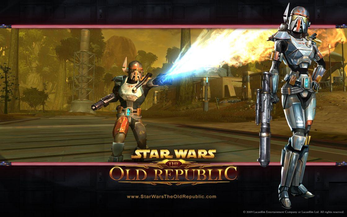 Star Wars video games republic old Star Wars: The Old Republic wallpaper