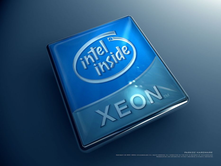 Intel Brands Logos Cpu Companies Xeon Wallpaper 1600x1200