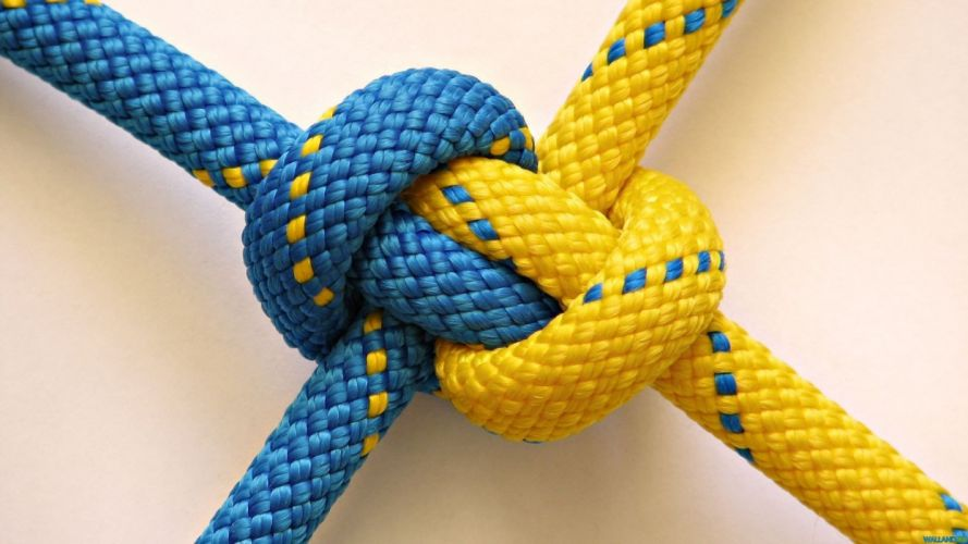 knot ropes wallpaper