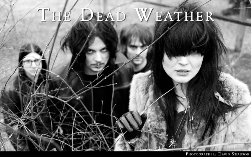 The Dead Weather wallpaper