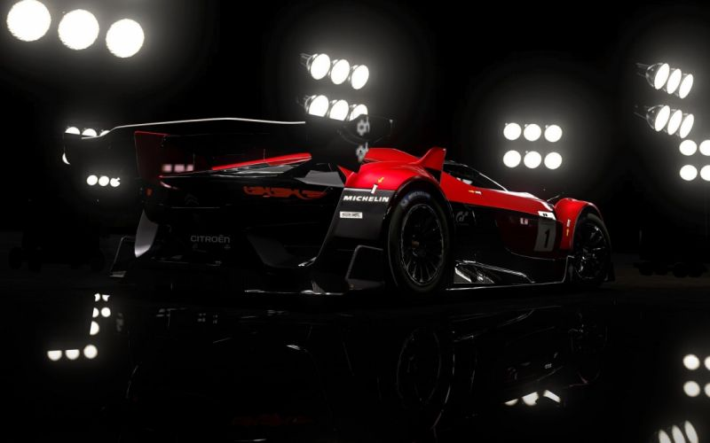 video games cars Gran Turismo 5 GT by CitroAIA wallpaper