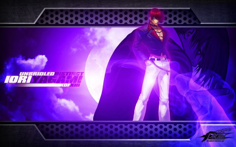 King Of Fighters XIII wallpaper