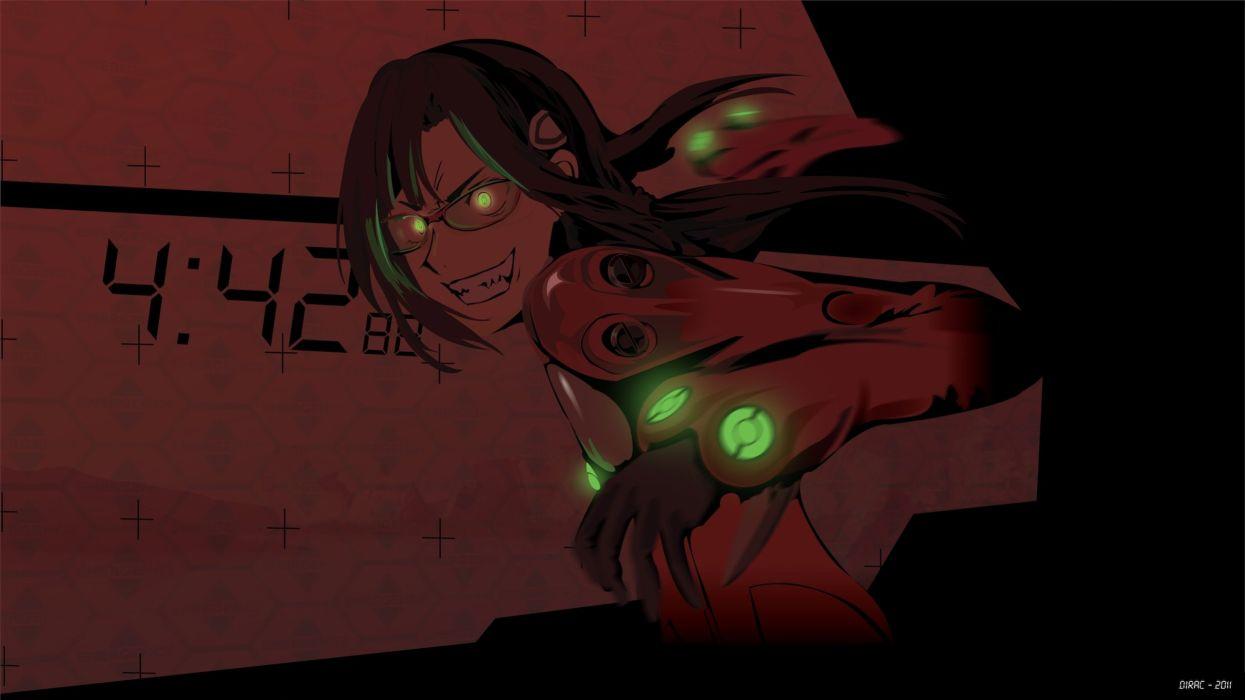 Neon Genesis Evangelion Makinami Mari Illustrious wallpaper