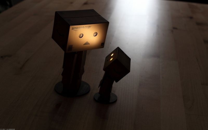 light Danboard website wallpaper