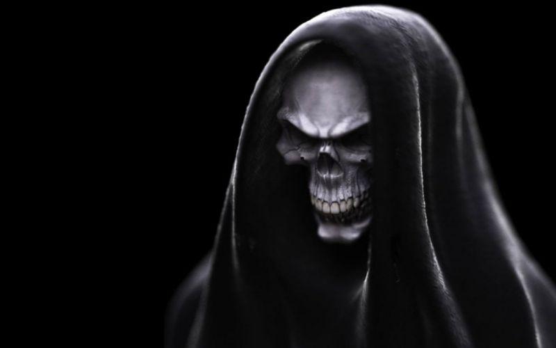 skulls death wallpaper