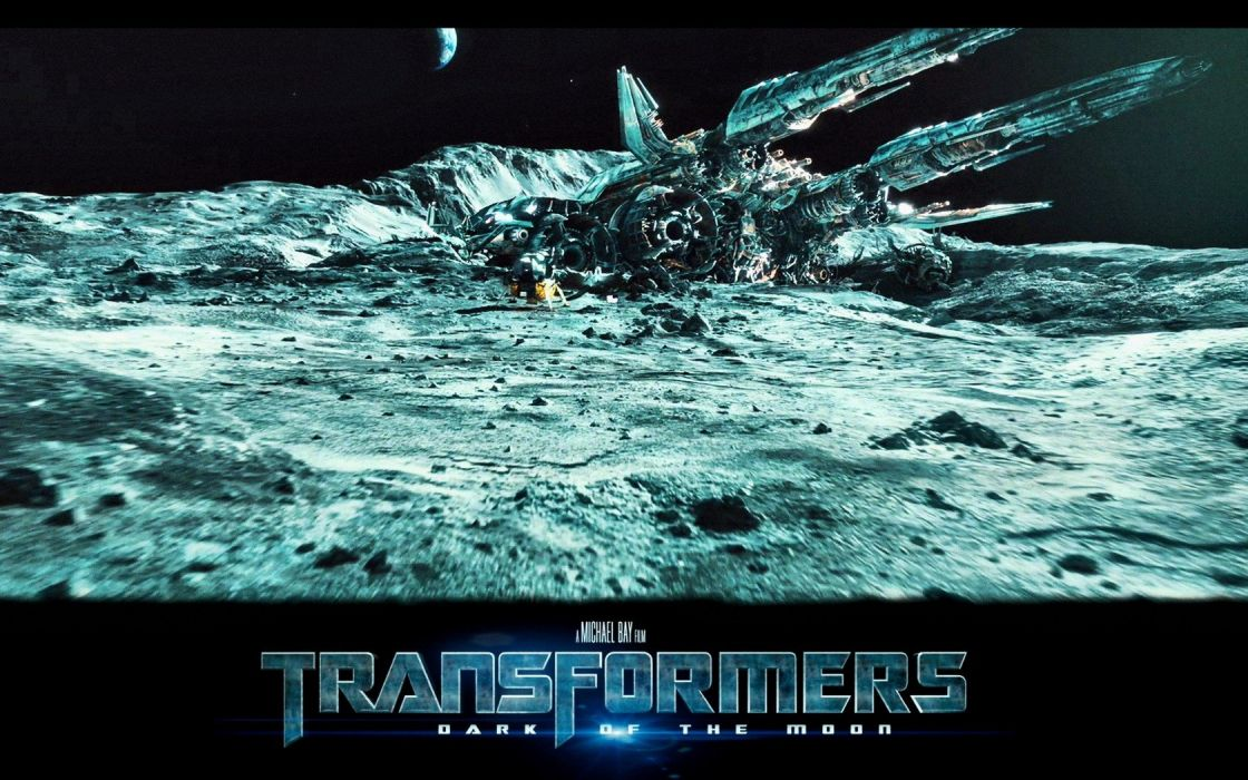 Transformers The Dark Side Of The Moon wallpaper