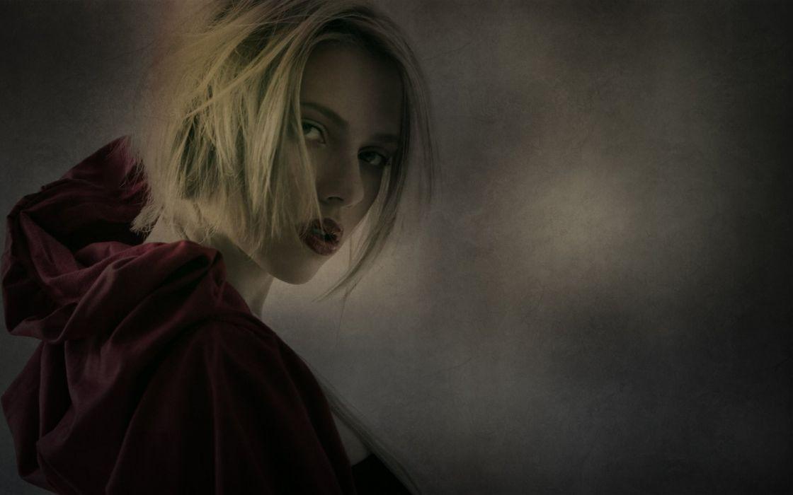 Scarlett Johansson actress wallpaper