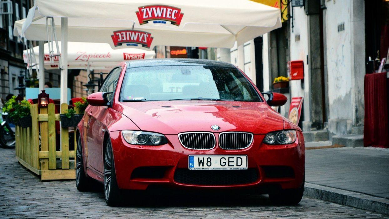 BMW cars BMW M3 BMW M3 E92 wallpaper