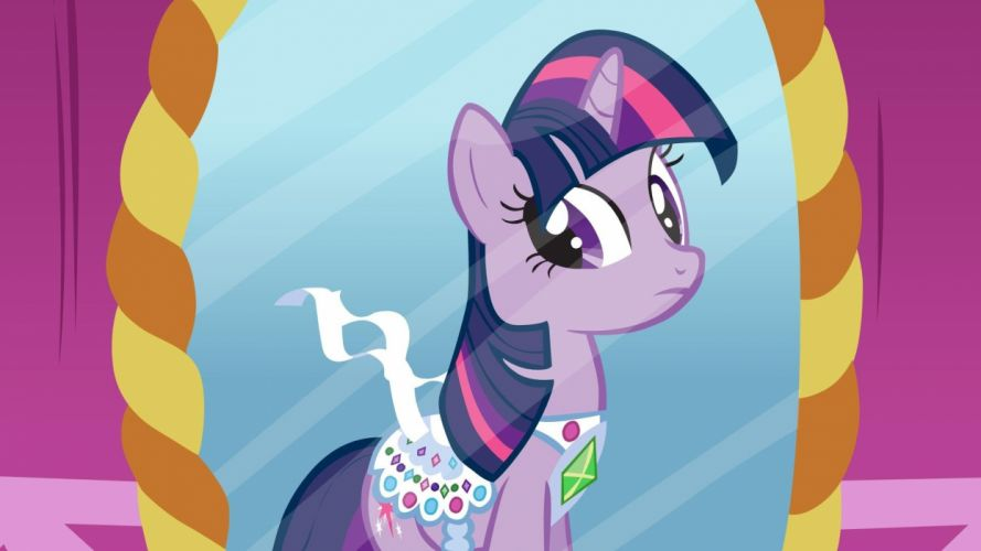 My Little Pony Twilight Sparkle wallpaper