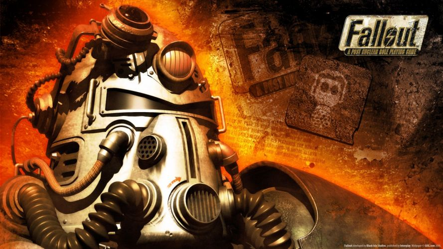 video games Fallout wallpaper