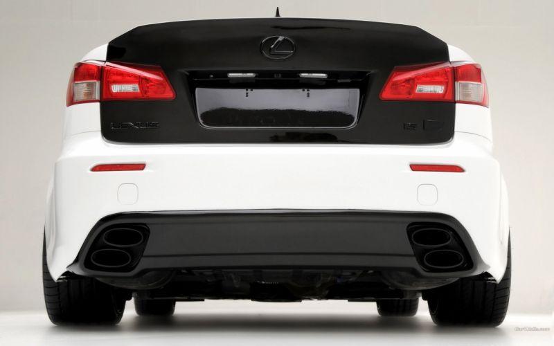 cars Lexus IS wallpaper