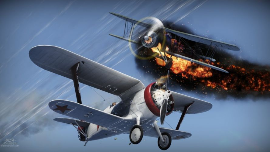 biplane airplane plane aircraft military wallpaper