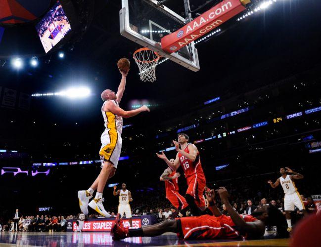 LOS ANGELES LAKERS nba basketball (10) wallpaper