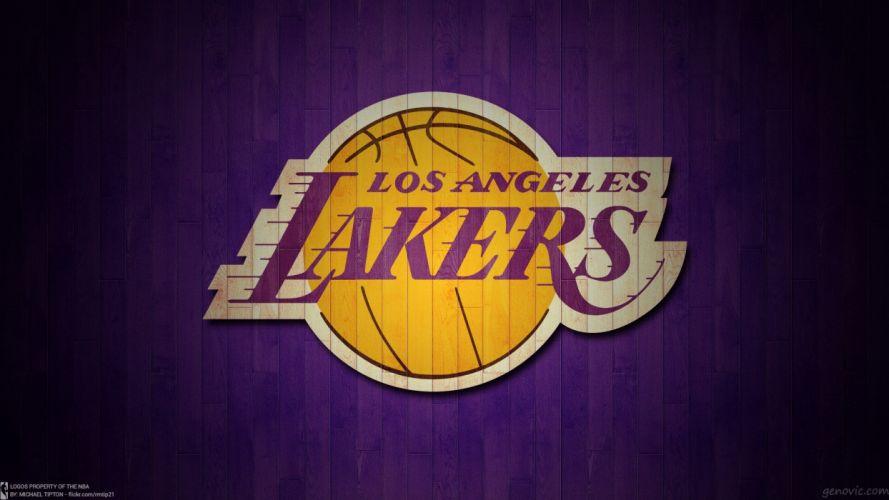 LOS ANGELES LAKERS nba basketball (16) wallpaper