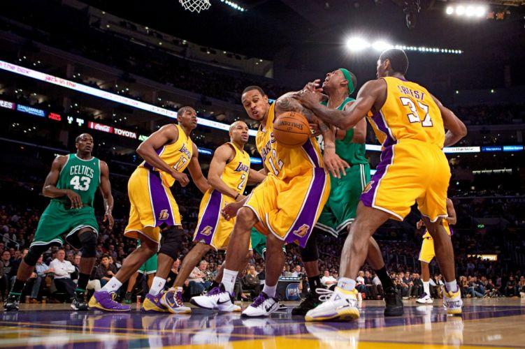 LOS ANGELES LAKERS nba basketball (66) wallpaper