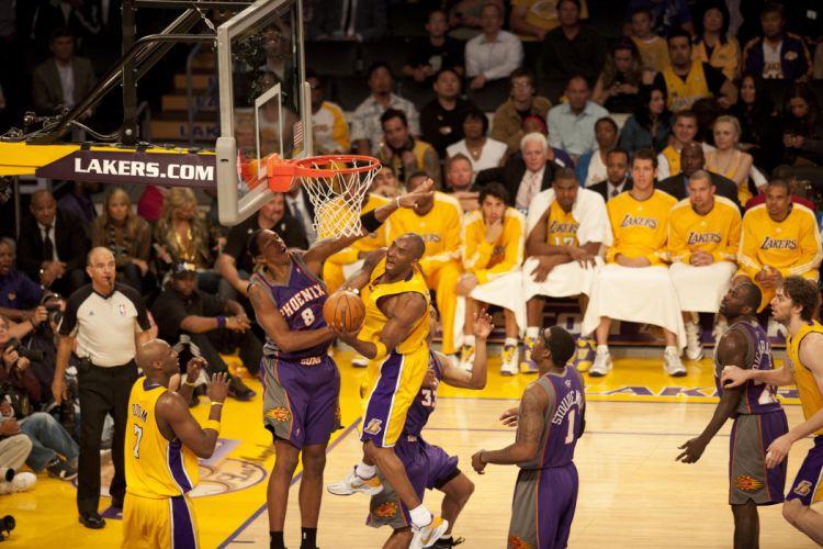 LOS ANGELES LAKERS nba basketball (64) wallpaper