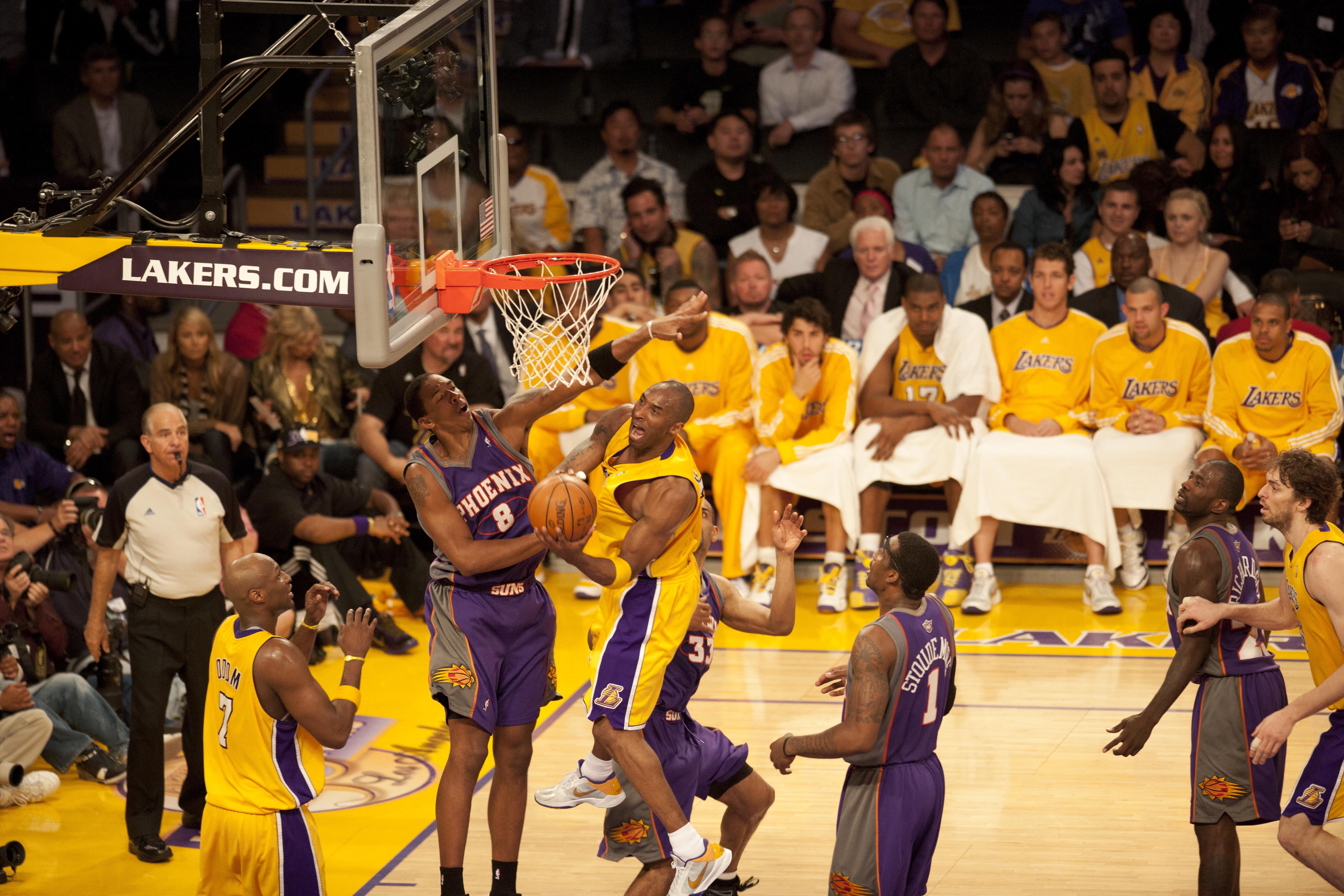 Nba Basketball Los Angeles Lakers: LOS ANGELES LAKERS Nba Basketball (64) Wallpaper