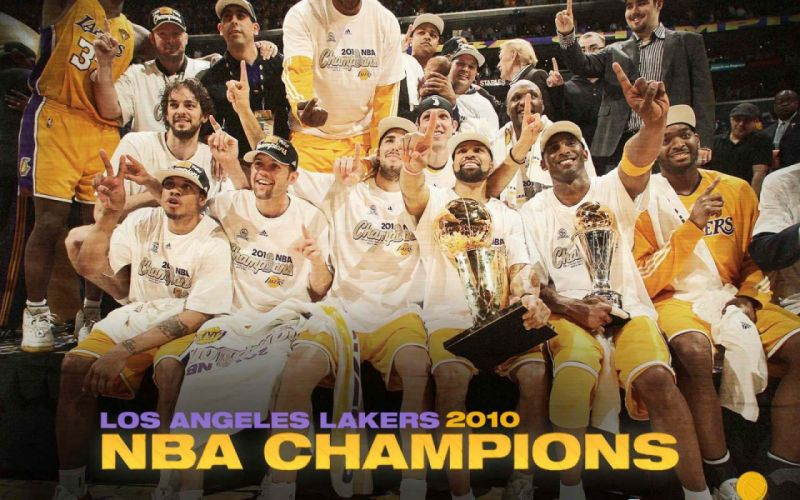 LOS ANGELES LAKERS nba basketball (13) wallpaper