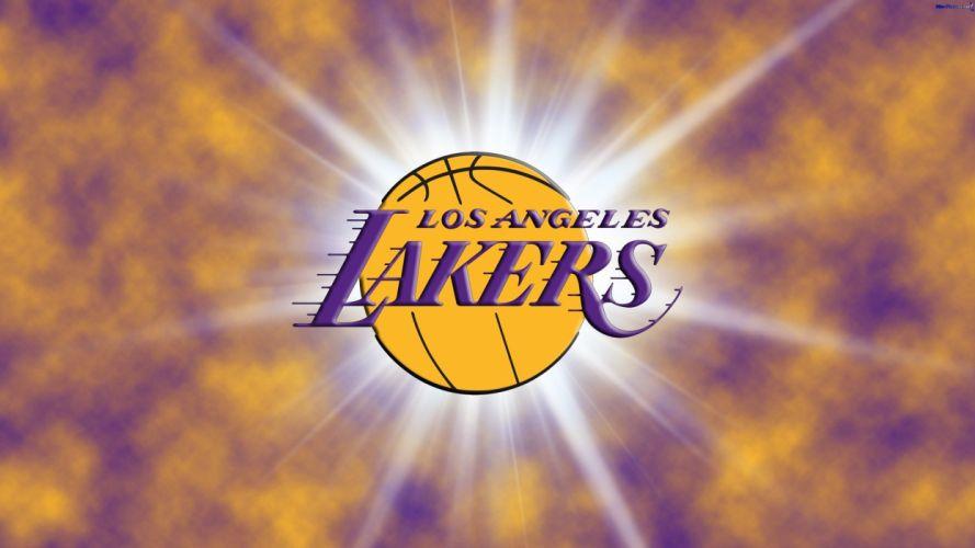 LOS ANGELES LAKERS nba basketball (55) wallpaper