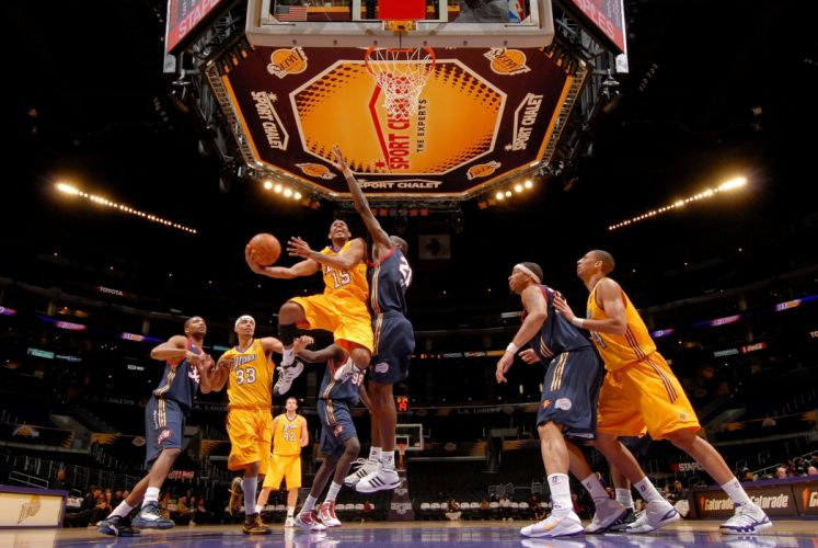 LOS ANGELES LAKERS nba basketball (56) wallpaper