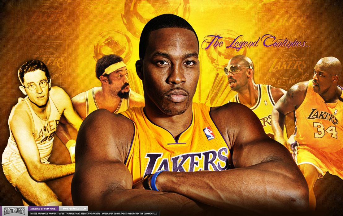 LOS ANGELES LAKERS nba basketball (65) wallpaper