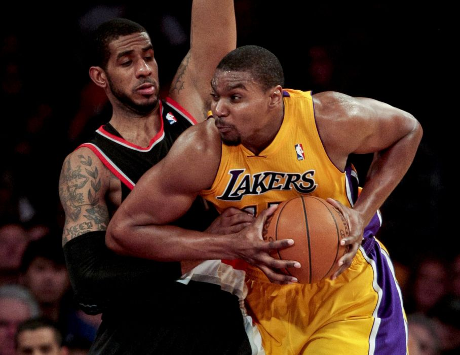 LOS ANGELES LAKERS nba basketball (60) wallpaper