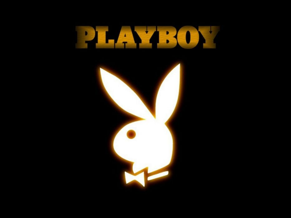 PLAYBOY adult logo poster (7) wallpaper
