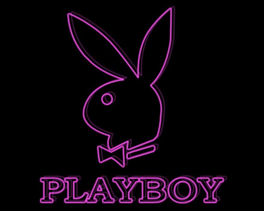 PLAYBOY Adult Logo Poster 1 Wallpaper