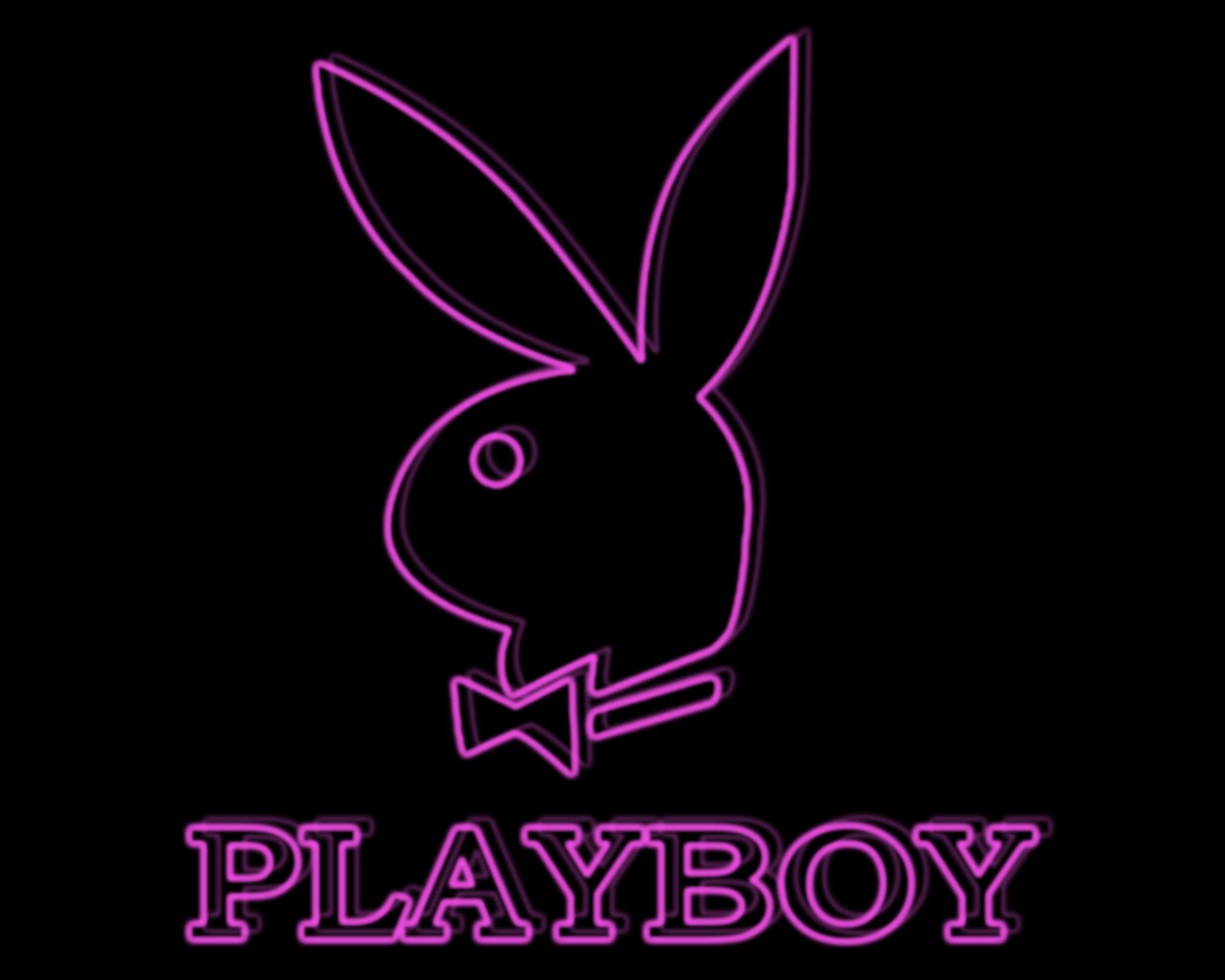 Playboy wallpapers wallpaperup playboy adult logo poster 1 wallpaper voltagebd Image collections