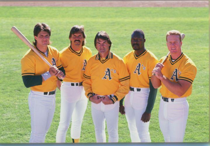 OAKLAND ATHLETICS mlb baseball (4) wallpaper