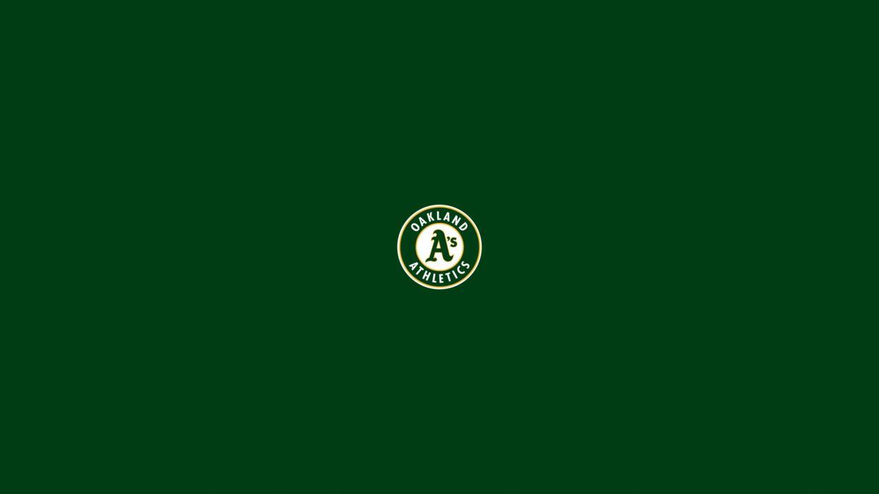 OAKLAND ATHLETICS mlb baseball (50) wallpaper