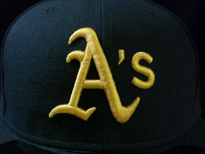 OAKLAND ATHLETICS mlb baseball (47)_JPG wallpaper