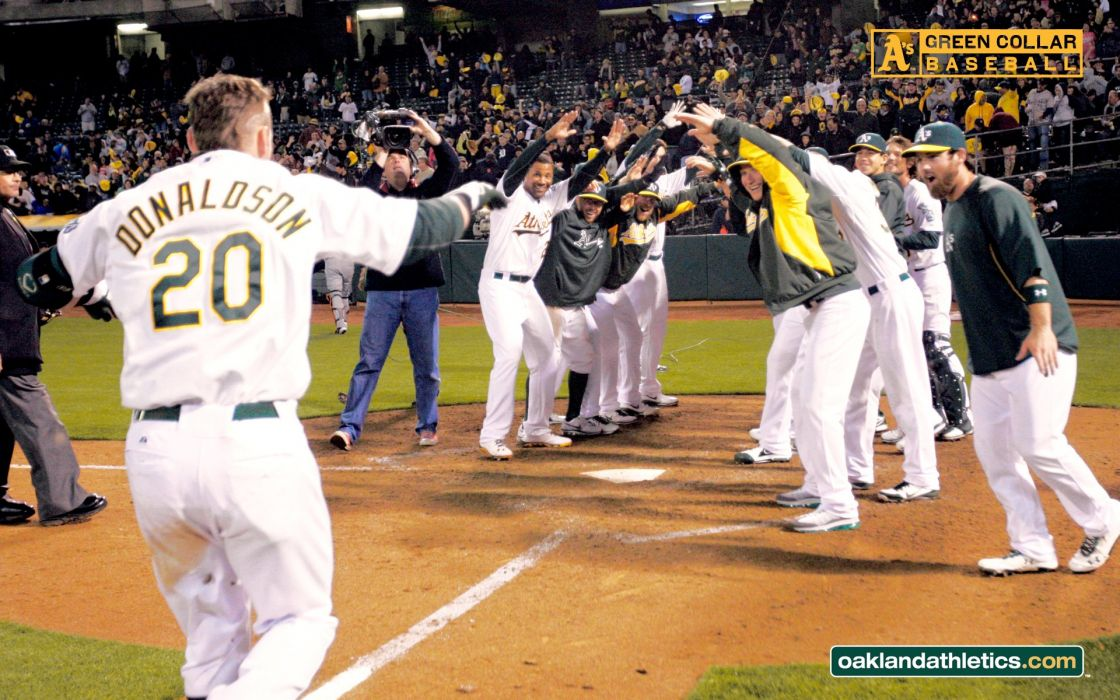 OAKLAND ATHLETICS mlb baseball (87) wallpaper