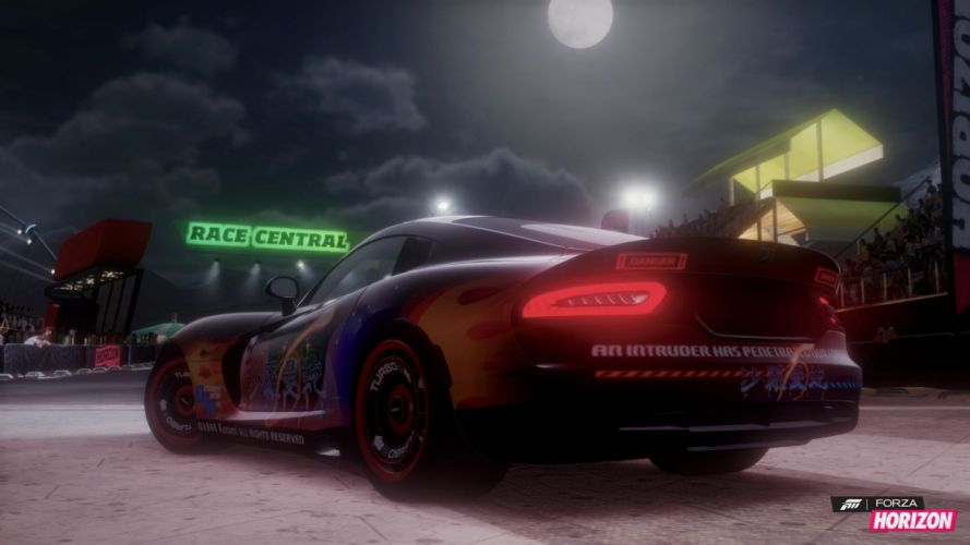 video games cars Xbox 360 Dodge Viper SRT-10 Forza Horizon wallpaper