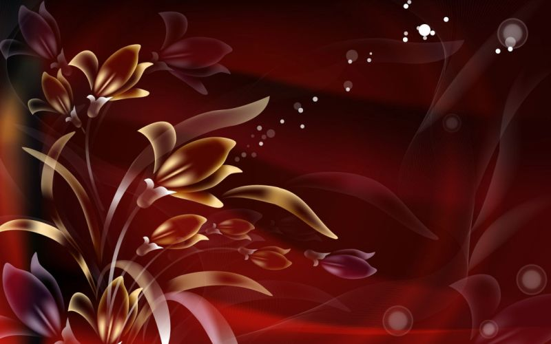 abstract multicolor patterns wallpaper