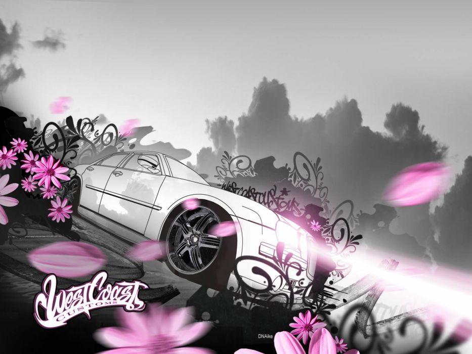 cars West Coast Customs wallpaper