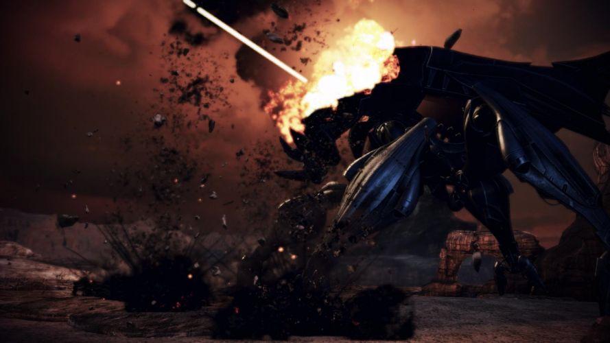 Mass Effect Mass Effect 3 Rannoch wallpaper
