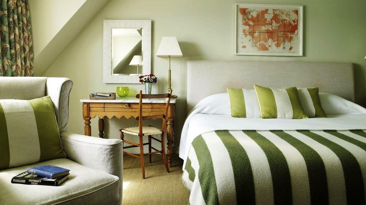 beds interior bedroom wallpaper