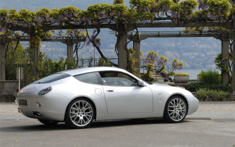 Maserati vehicles Zagato wallpaper