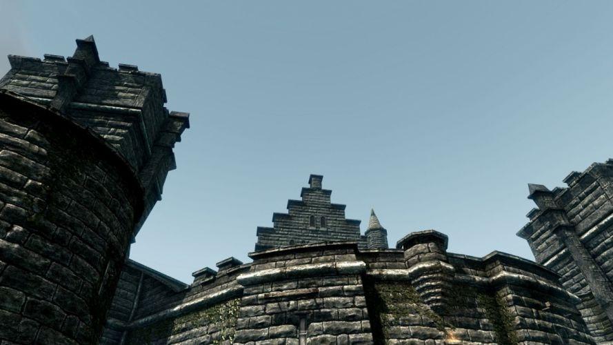 video games screenshots The Elder Scrolls V: Skyrim wallpaper