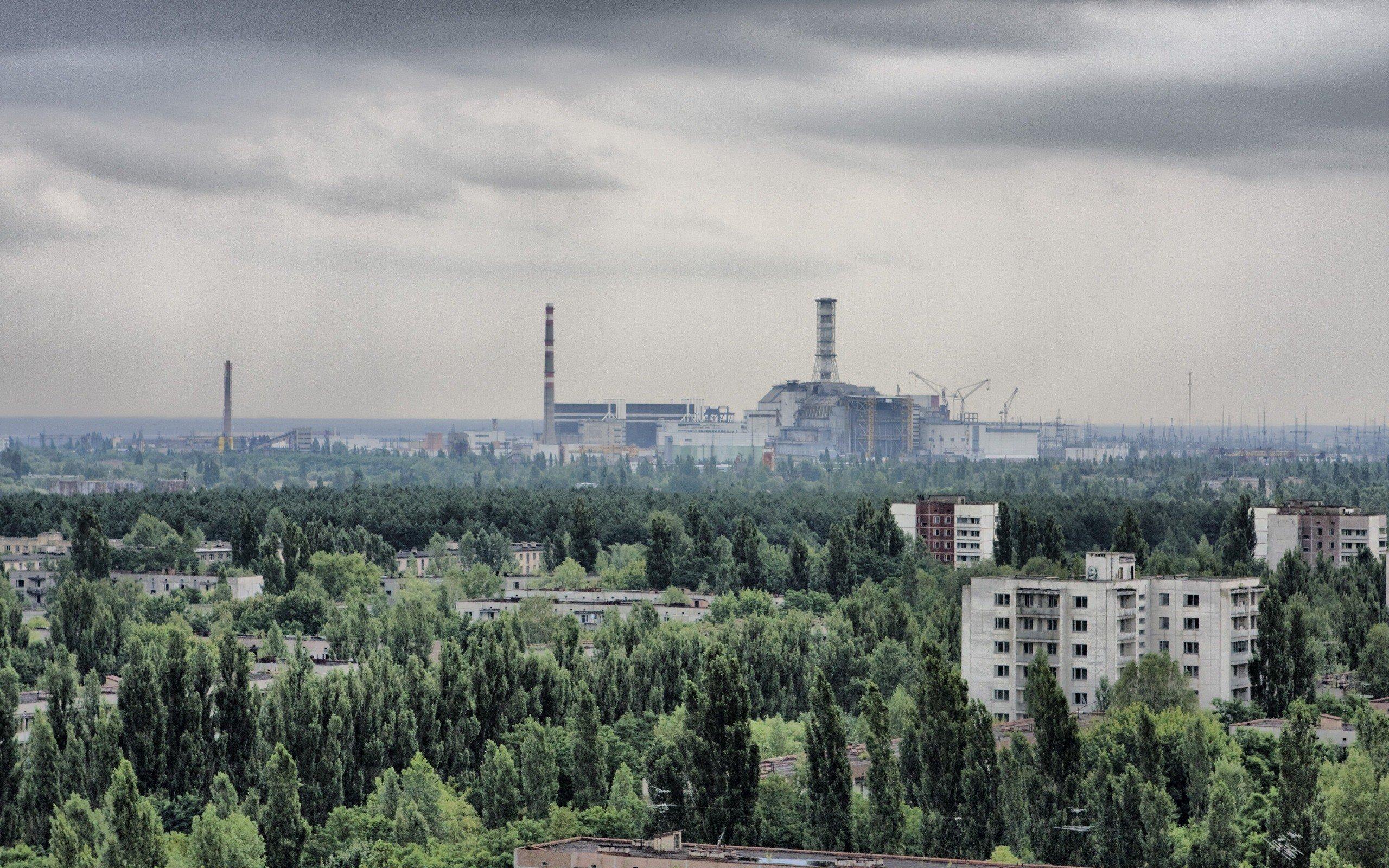 Cityscapes Pripyat Chernobyl wallpaper | 2560x1600 ...