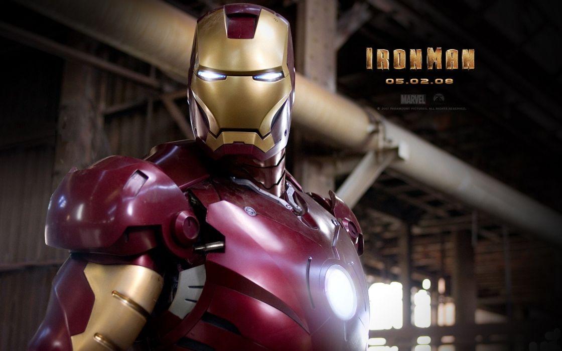 Iron Man movies wallpaper