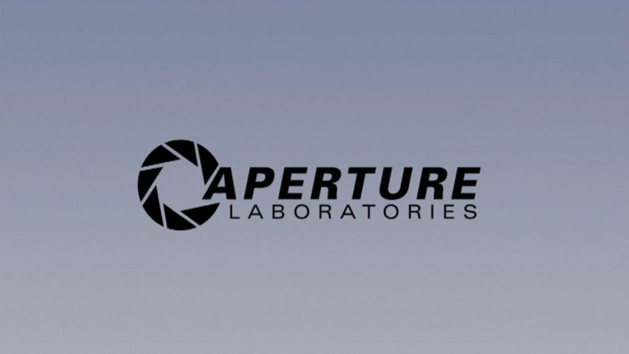 video games Portal Aperture Laboratories wallpaper