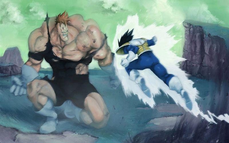 Vegeta Dragon Ball Z Recoome wallpaper