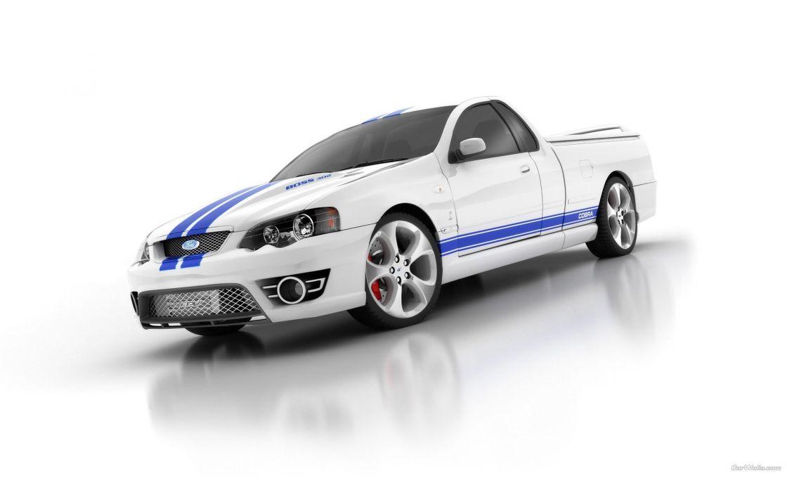 cars cobra Ford ute FPV GT Aussie Muscle Car Ford Australia wallpaper