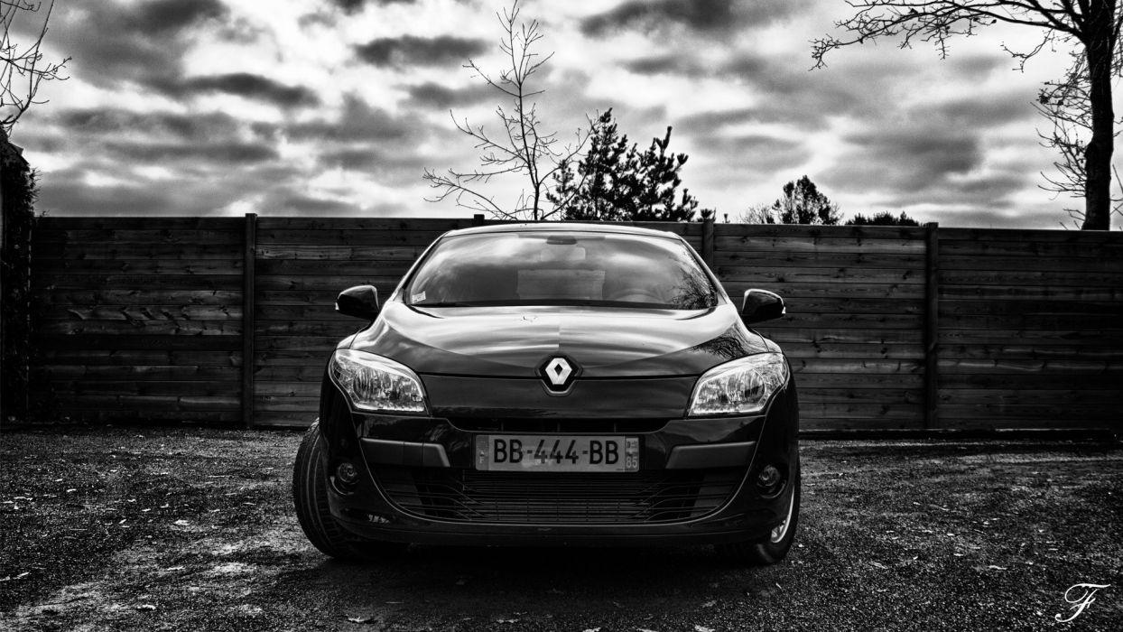 cars Renault FILSRU Renault Fluence wallpaper