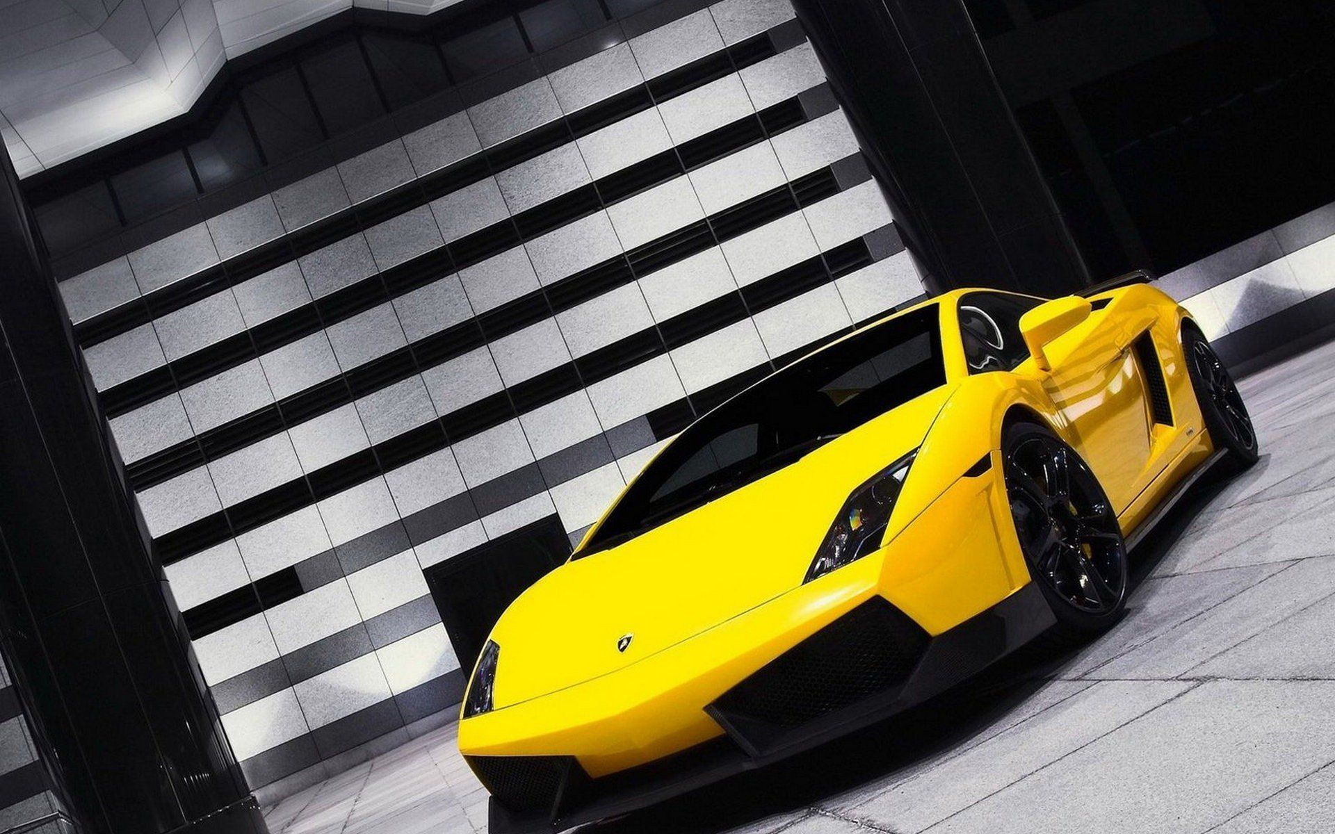 ламборгини желтая гараж  № 2401289 загрузить