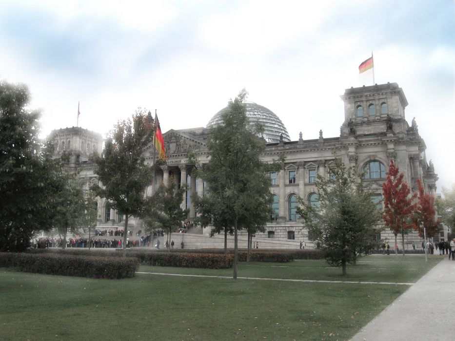 Germany Berlin Reichstag wallpaper
