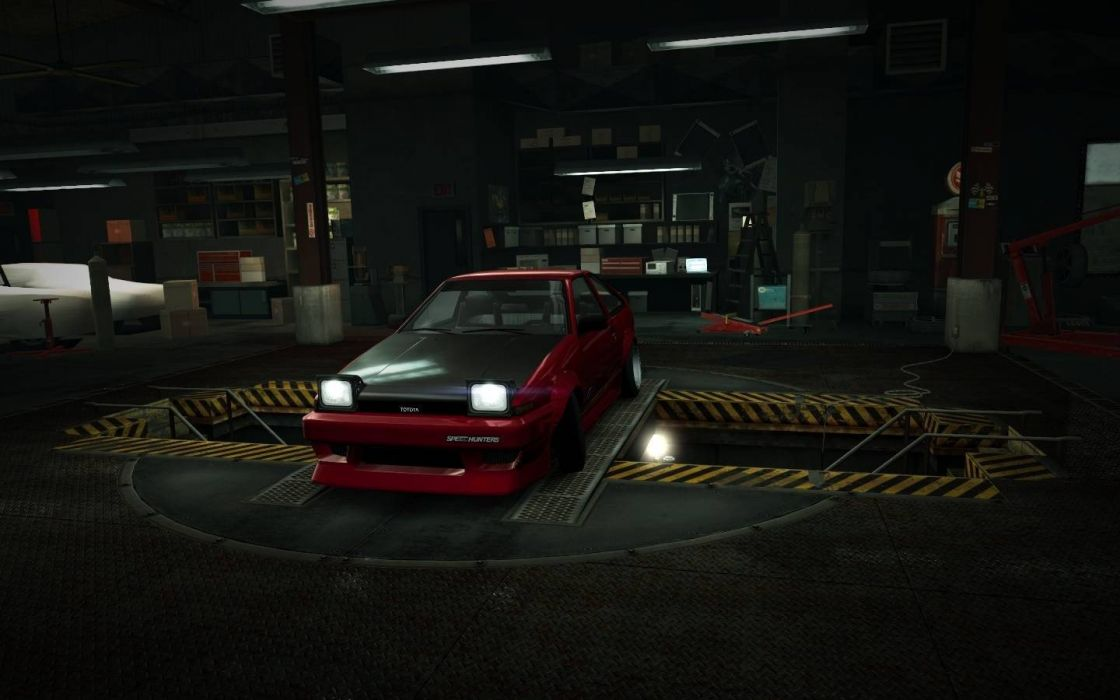 Cars Need For Speed Toyota Corolla Need For Speed World Ae86