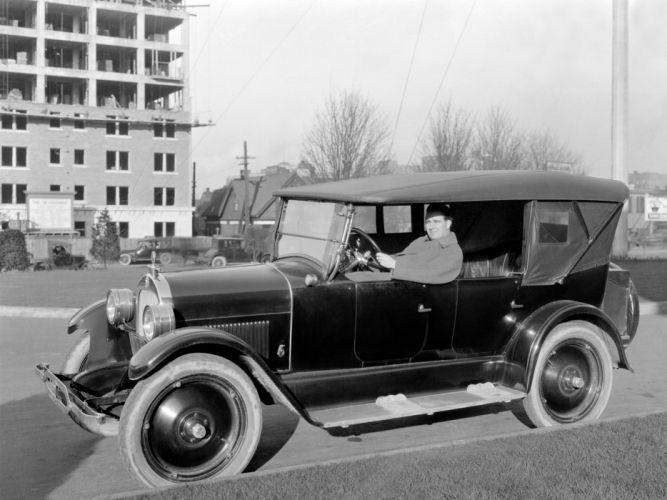 1925 Durant Model A-22 Sport Touring retro t wallpaper